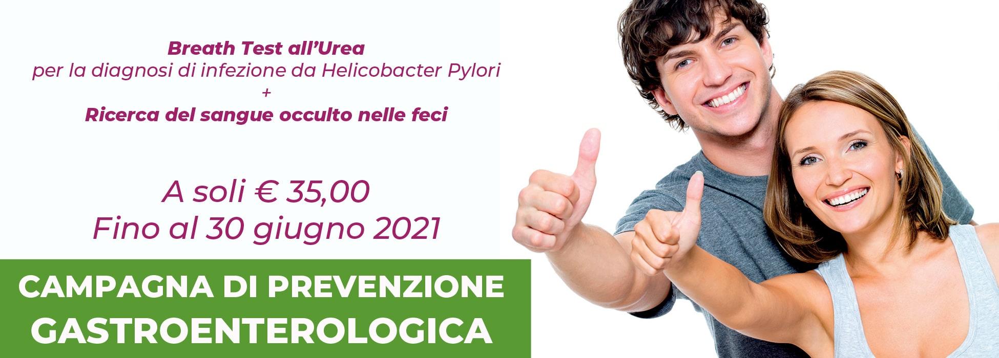 Campagna Gastroenterologica