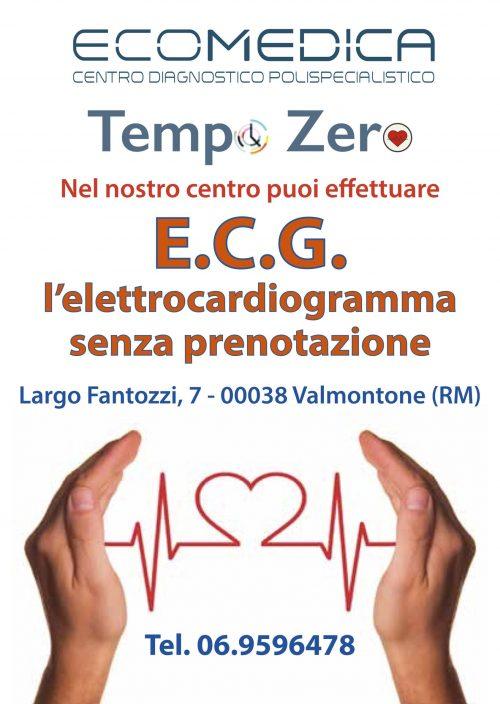ECG TEMPO ZERO new